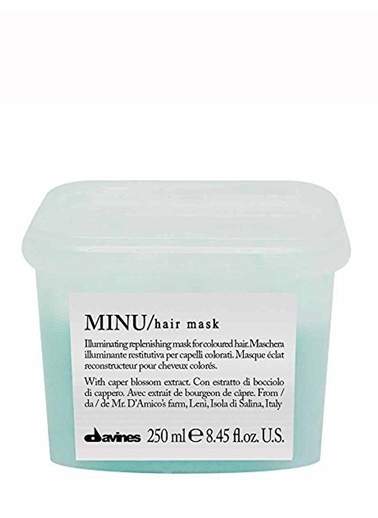 Davines Minu Hair Mask 250 Ml Renksiz
